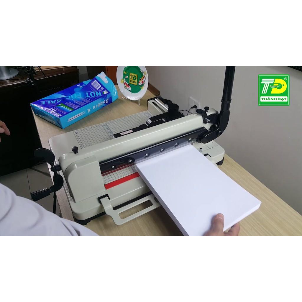 Bàn cắt giấy  858 A3 ( cắt được 400 tờ )