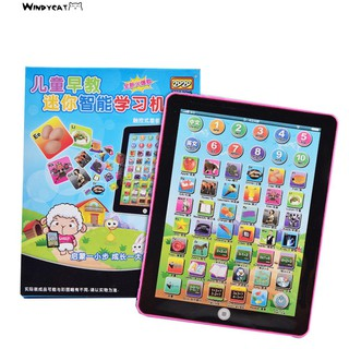 Kids Tablet Pad Educational Toy Baby Early