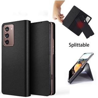 Bao da điện thoại nắp lật bảo vệ cho Samsung Z Fold 2