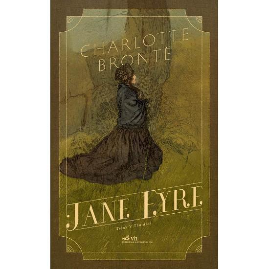 Cuốn sách Jane Eyre - Tác giả: Charlotte Bronte