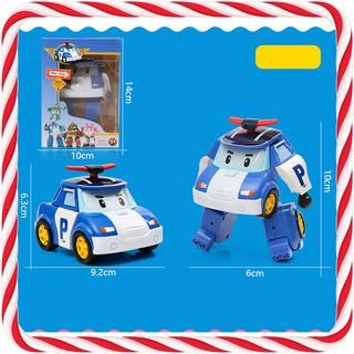 Robot biên hình ROBOCAR POLI 83168