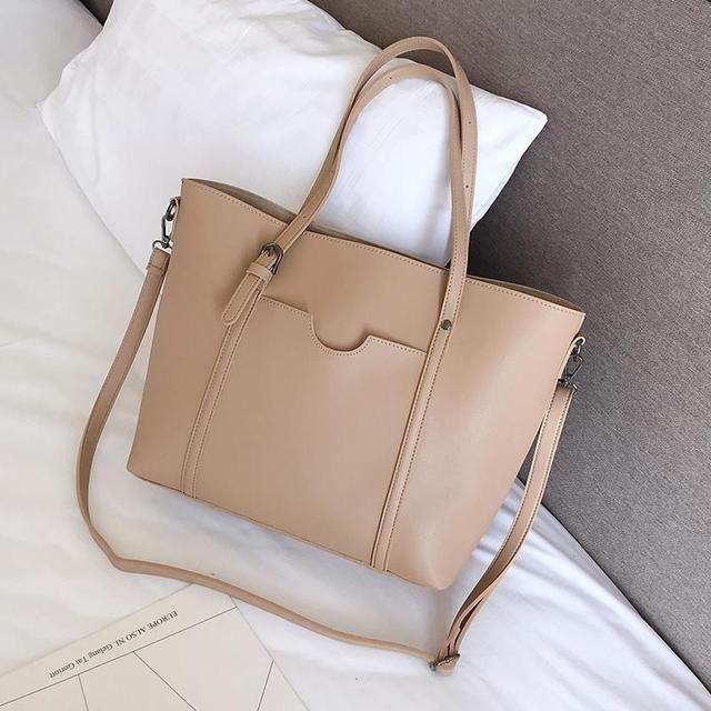 Túi xách nữ đeo chéo công sở size to vừa a4