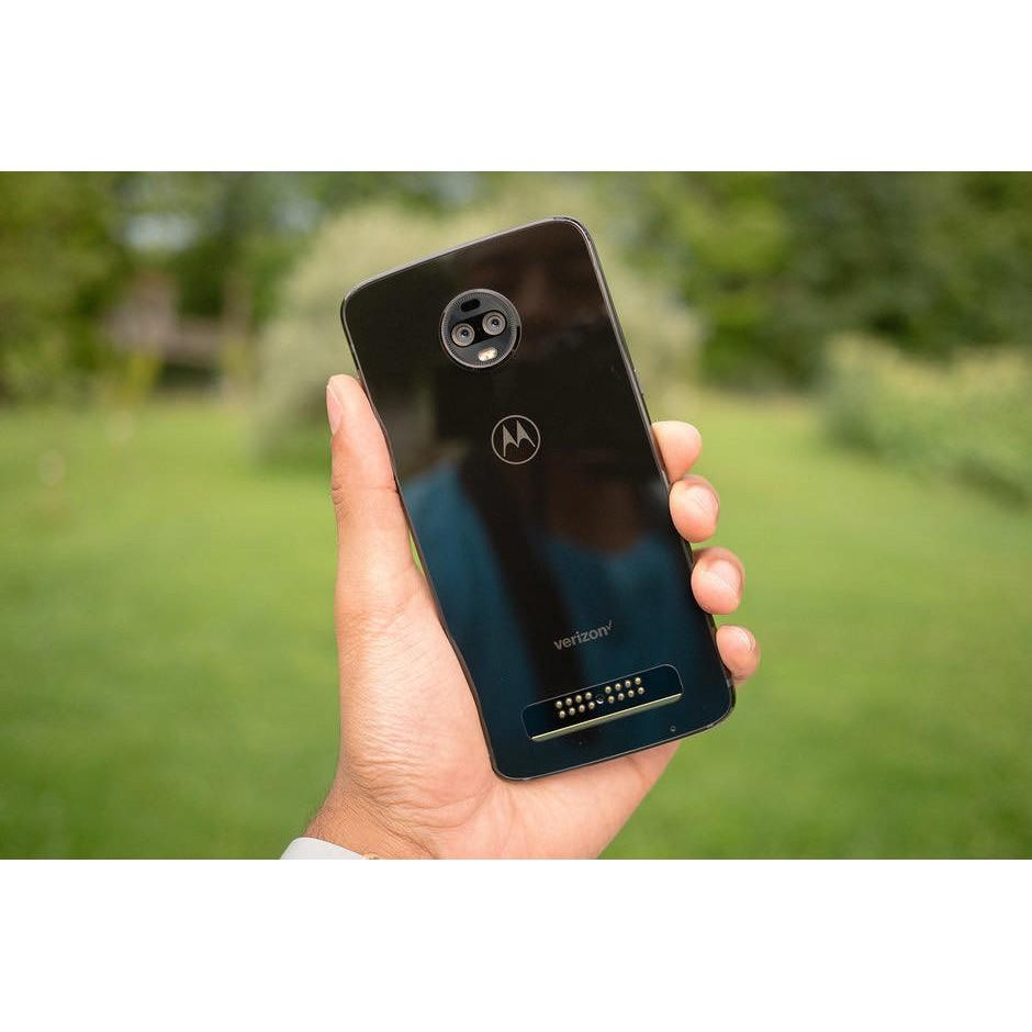 Điện Thoại Motorola Z3 Hỗ trợ mạng 5G || Chip Khủng Snap835 || Ram4G Rom 64GB || Mua hàng tại Playmobile