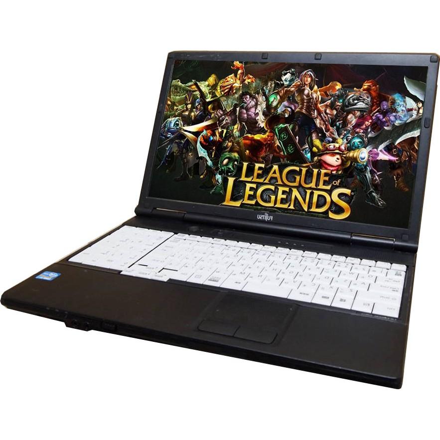 Laptop i5 Chơi game LOL, cực mượt, máy chạy cực kỳ bền