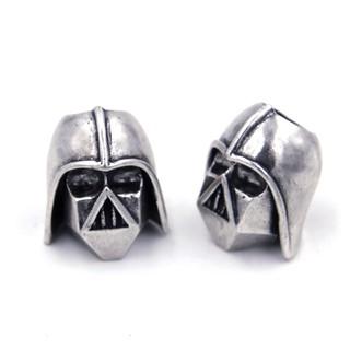 [Bead – Paracord bracelet] Darth Vader – Kẻ phản diện Star War (Màu bạc)