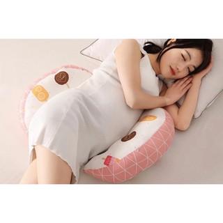 Gối Kê Bụng Bầu Đa Năng – Giúp mẹ bầu ngủ ngon, hết mỏi lưng, tức bụng..con khỏe mạnh