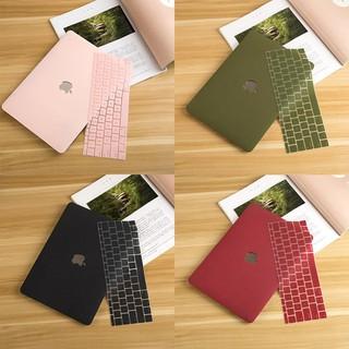 [Combo] Ốp + Phủ Phím Nhiều Màu Pastel Tuyệt Đẹp Cho Macbook 13 Air ( A1369 – A1466 )
