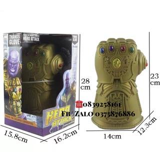 Bộ Găng Tay Thanos ( có video thật tại shop)