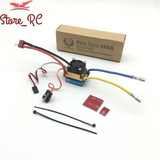 ESC 480A tản nhiệt quạt dùng được động cơ 775