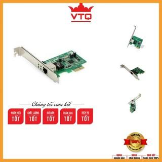 [Siêu khuyến mại] Card mạng lan H61,Card PCI Express to Lan main H61.Bảo hành 6 tháng.shopphukienvtq