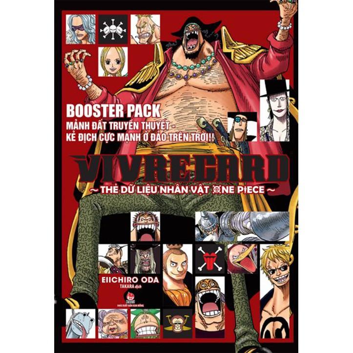 [Mã BMHOT88 giảm 15% đơn 99k] Truyện - Vivre Card - Thẻ Dữ Liệu Nhân Vật One Piece - Tập 10 - Nxb Kim Đồng