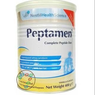 [Date 2023] Sản phẩm dinh dưỡng y học Peptamen 400g