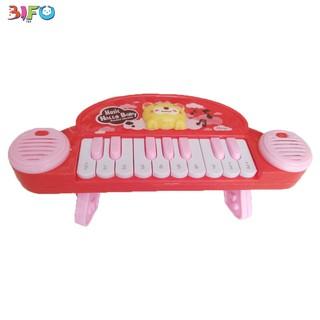 Đồ chơi cho bé đàn piano mini giúp bé cảm nhận âm nhạc từ khi còn nhỏ