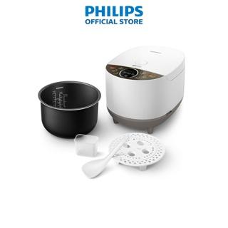 [Mã ELREMT giảm 5% đơn 1TR] Nồi cơm điện tử Philips HD4515 1.8L - Hàng chính hãng