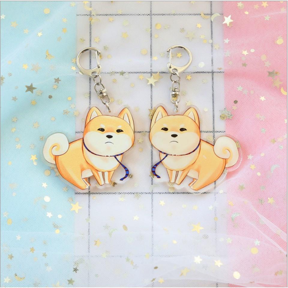 Móc khoá mica acrylic chó Shiba Inu mặt mỡ (6cm) - 3281619 , 1126649743 , 322_1126649743 , 30000 , Moc-khoa-mica-acrylic-cho-Shiba-Inu-mat-mo-6cm-322_1126649743 , shopee.vn , Móc khoá mica acrylic chó Shiba Inu mặt mỡ (6cm)