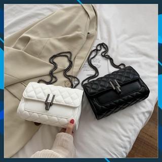 Túi xách nữ đeo chéo khóa chữ Y chất da xịn thời trang nữ tính TX10 túi đeo chéo -Chip Xinh Boutique