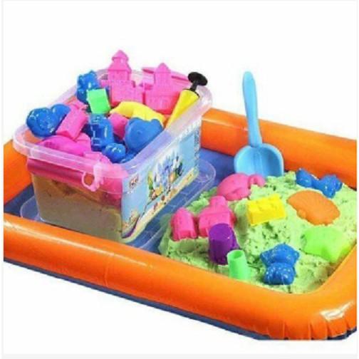 combo 3 Bộ đồ chơi tạo hình khối bằng cát động lực an toàn cho bé - 3457262 , 736167047 , 322_736167047 , 350000 , combo-3-Bo-do-choi-tao-hinh-khoi-bang-cat-dong-luc-an-toan-cho-be-322_736167047 , shopee.vn , combo 3 Bộ đồ chơi tạo hình khối bằng cát động lực an toàn cho bé