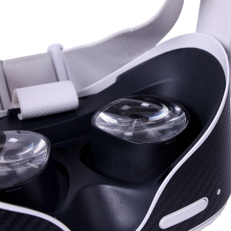 Set 4 Miếng Dán Bảo Vệ Ống Kính Vr Chống Trầy Cho Oculus Quest 2 Vr