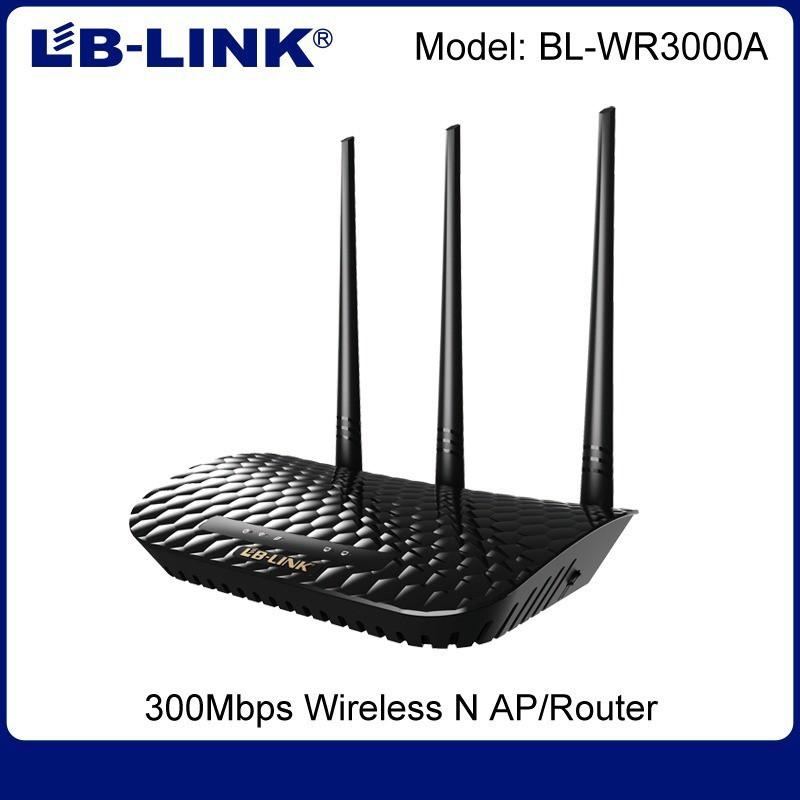 Bộ phát sóng wifi LB-LINK BL-WR3000A - Chính hãng
