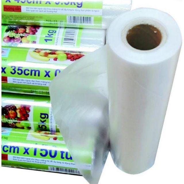 1 KG Túi đựng thức phẩm dạng cuộn Food bag