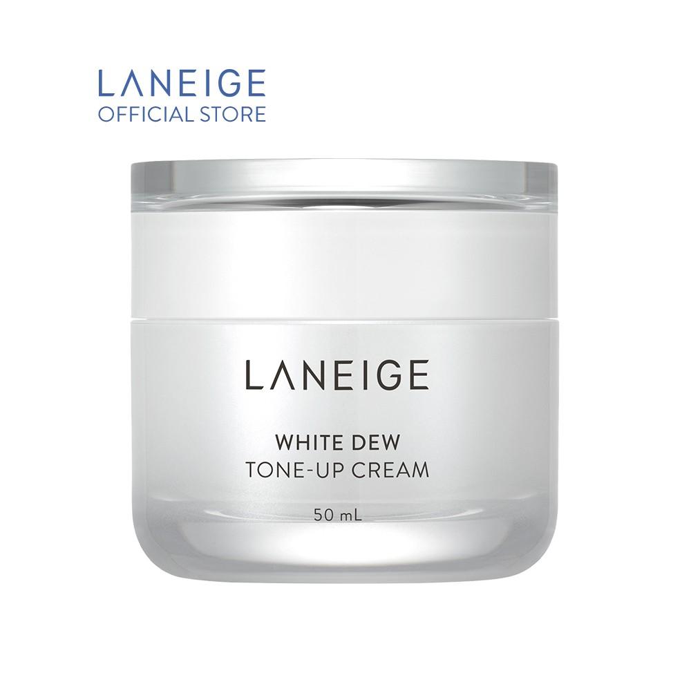 Kem hiệu chỉnh nâng tông làm trắng da Laneige White Dew Tone-Up...