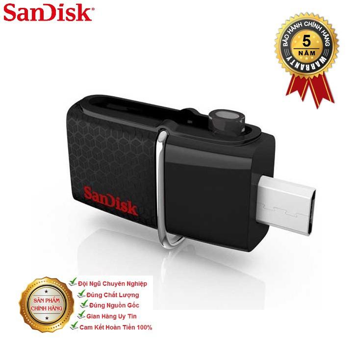 USB OTG Sandisk SDDD2 128GB (Đen) - Hãng phân phối chính thức - 3046954 , 558111878 , 322_558111878 , 1497000 , USB-OTG-Sandisk-SDDD2-128GB-Den-Hang-phan-phoi-chinh-thuc-322_558111878 , shopee.vn , USB OTG Sandisk SDDD2 128GB (Đen) - Hãng phân phối chính thức