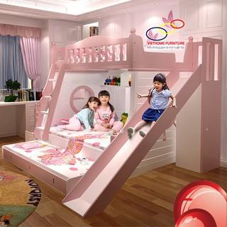 Giường tầng trẻ em Cực đẹp tại Viethome