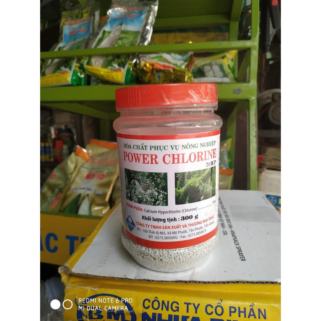 Chất Tẩy Rong Rêu Power Chlorine - Nông Nghiệp