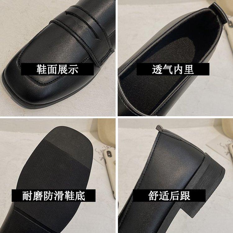 Giày Lười Da Thời Trang Dành Cho Nữ