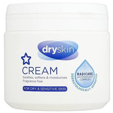 [TOP 1 SHOPEE] Dưỡng thể phục hồi cho da nứt nẻ, da khô, da nhạy cảm, hư tổn Superdrug Cream 500ml (Bill Anh)