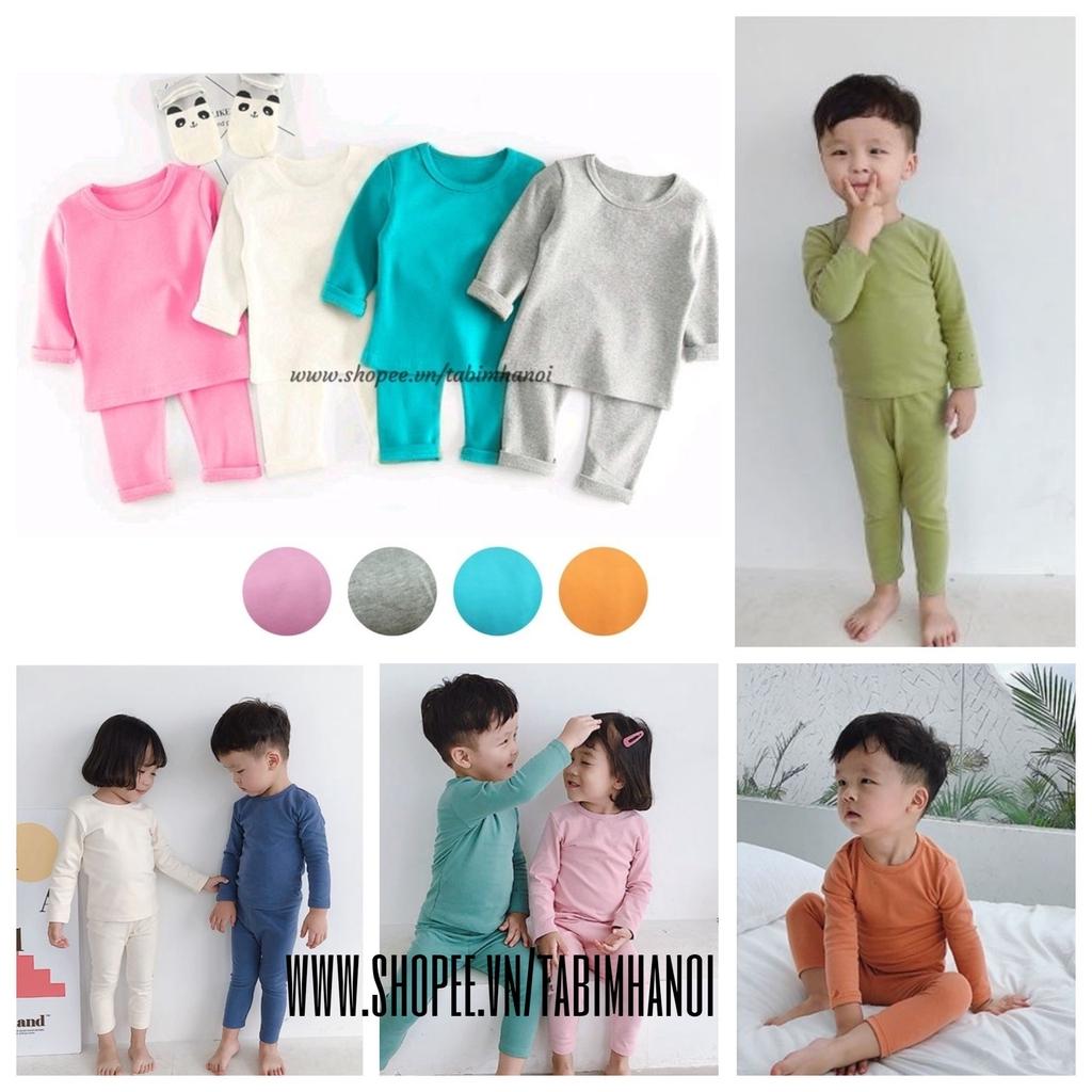 Bộ body nhiều màu QATE326 cho bé trai và bé gái